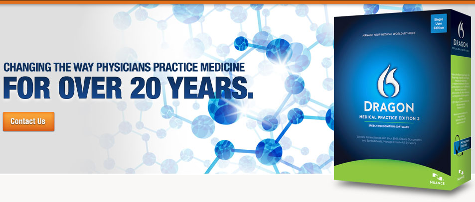 Changing the way physicians practice medicine for over 20 years.